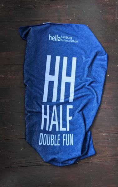 hella hamburg halbmarathon Handtuch