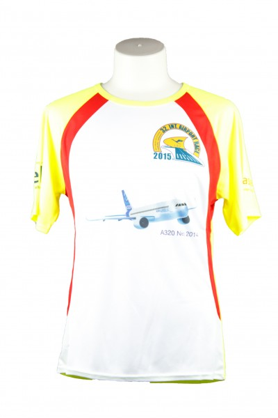 "32. Int. Airport Race Funktionsshirt ""A320 Neo"""