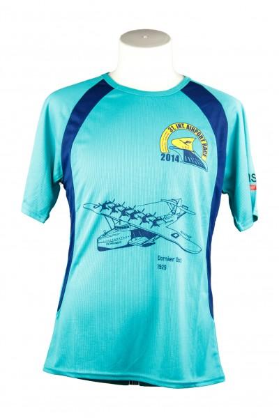 "31. Int. Airport Race Funktionsshirt ""Dornier Do X"""