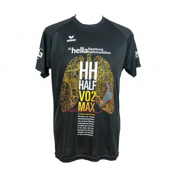 "25. hella hamburg halbmarathon Funktionsshirt ""VO2 MAX""-Copy"
