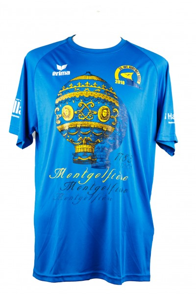 "35. Int. Airport Race Funktionsshirt ""Montgolfiere"""