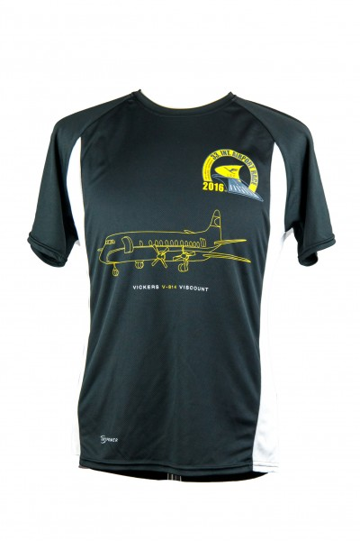 "33. Int. Airport Race Funktionsshirt ""Vickers Viscount"""