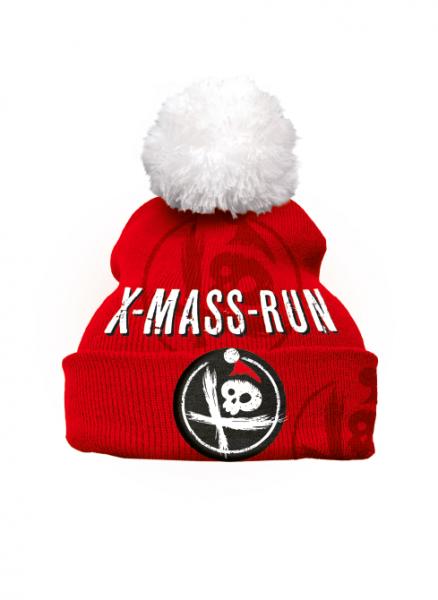 X-Mass-Run Mütze